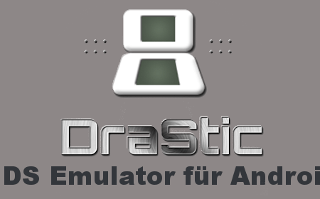 Drastic DS Emulator Apk racked