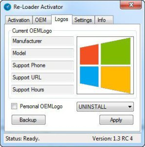 Re-Loader Activator Windows 10