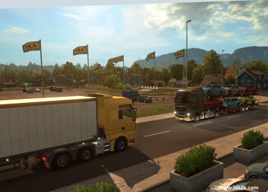 Euro Truck Simulator 2 Cheats