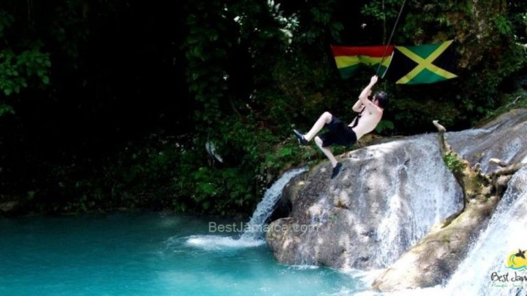 Blue Hole Excursion Jamaica