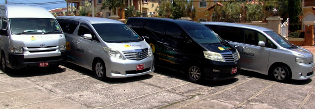 MBJ Transportation to Secrets St. James