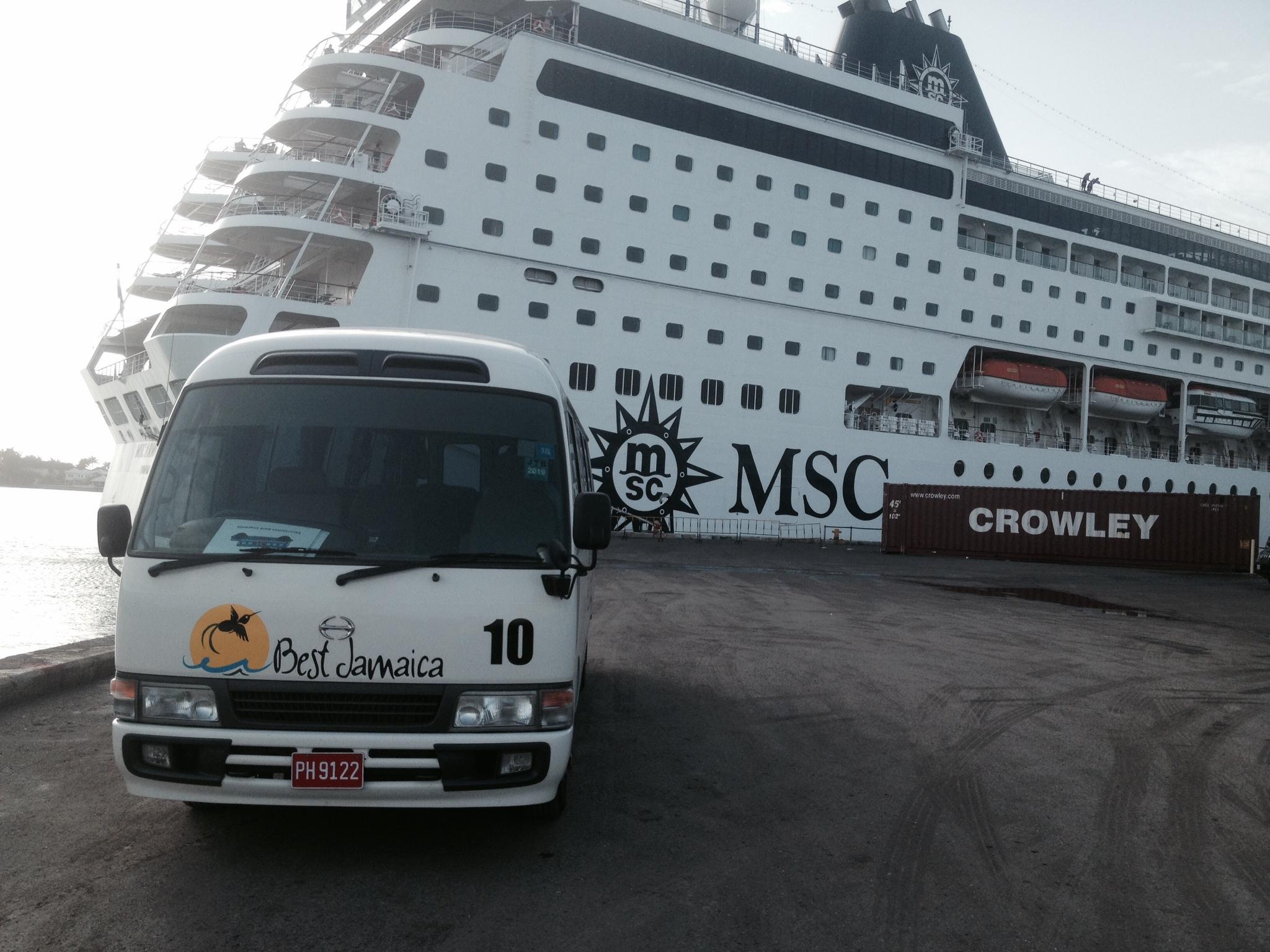 MSC Private Excursions Jamaica