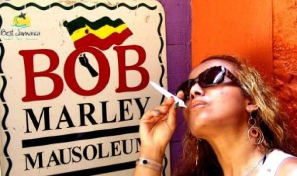 Bob Marley Nine Mile Tour
