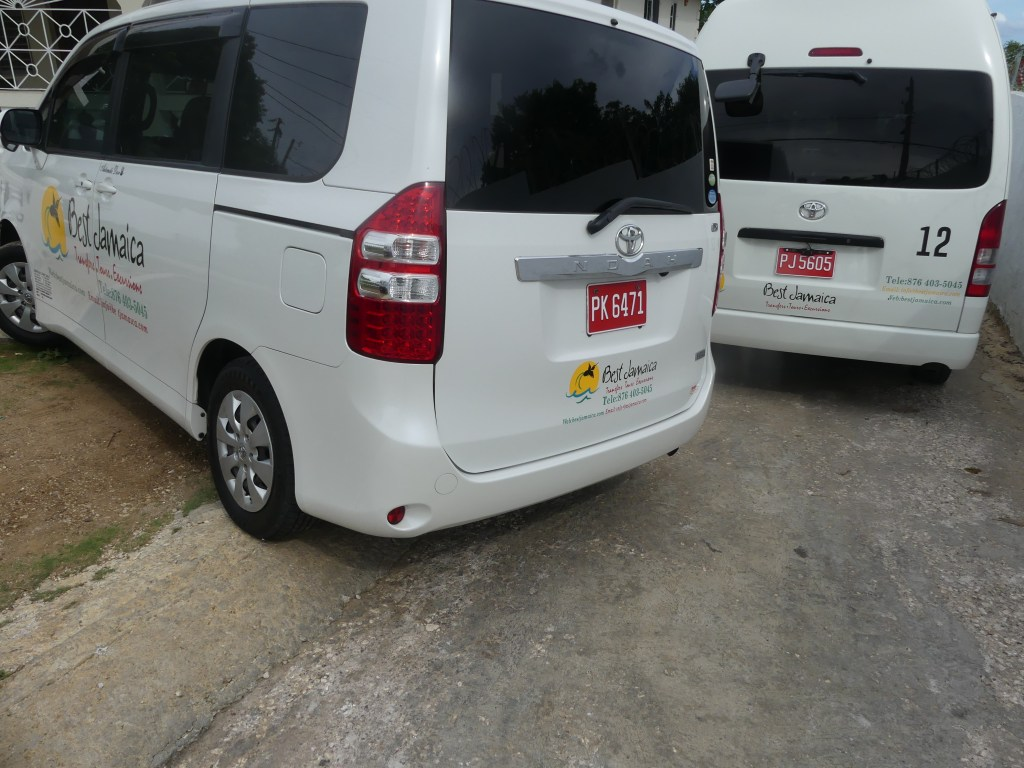 Shuttle Service MBJ airport