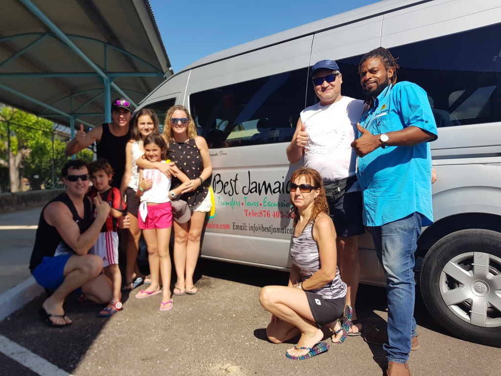 Montego Bay Airport Shuttle
