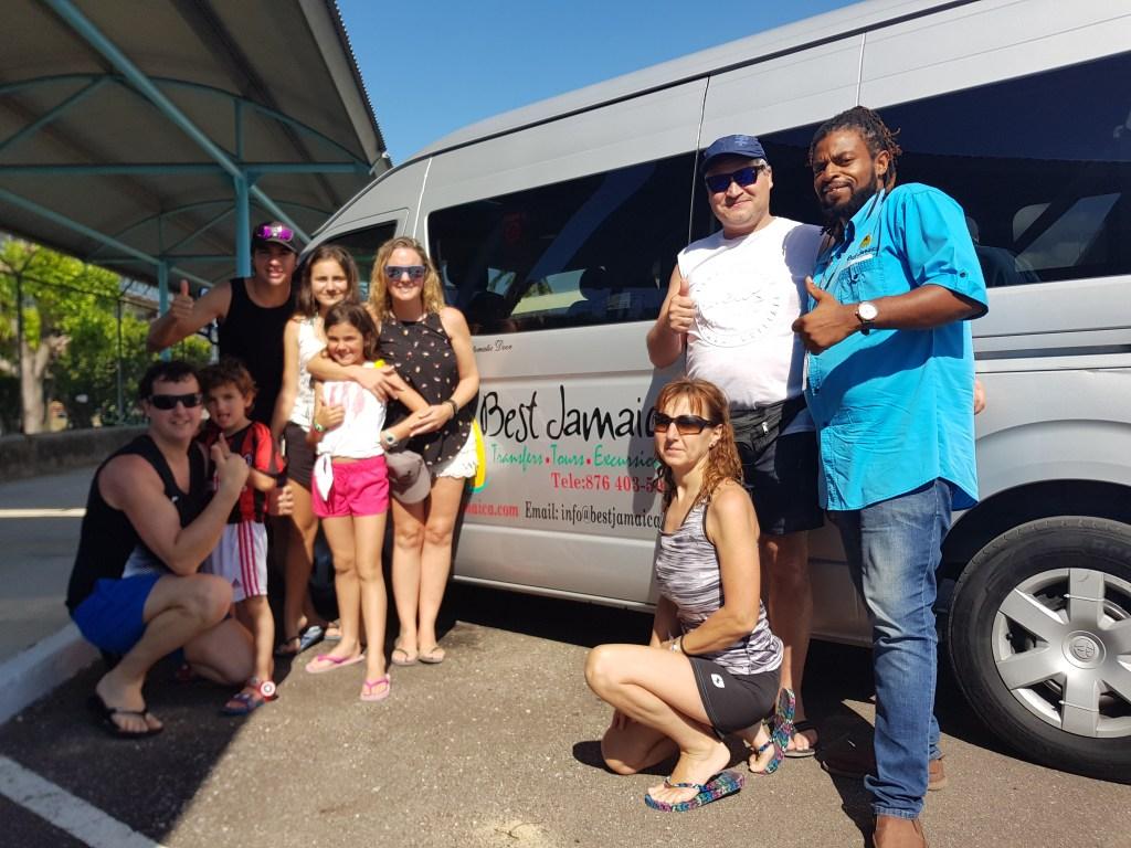 Montego Bay Airport Shuttle