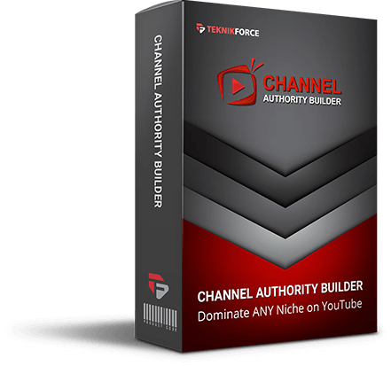 channel authority builder - youtube marketing software