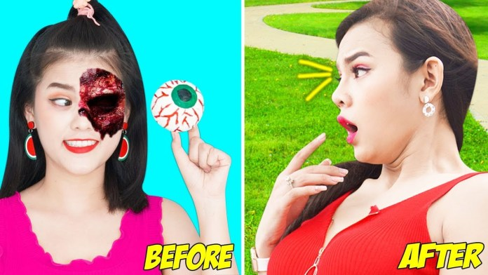 Girl DIY! 23 FUNNY DIY TOYS PRANKS ON FRIEND! FUN WAYS TO RECYCLE OLD TOYS Make Old Toys Great Again