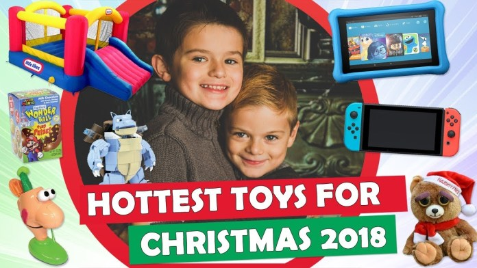 Most Wanted Christmas Toys 2018