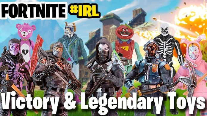 New Fortnite Toys 2019 – Jazwares Legendary and Victory Series