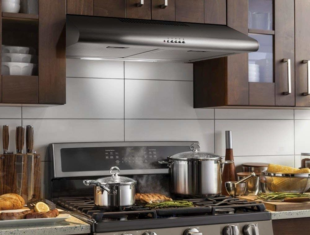 30 stainless steel wall mount kitchen