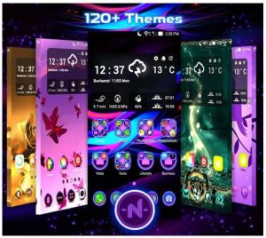 new launcher 2018 themes