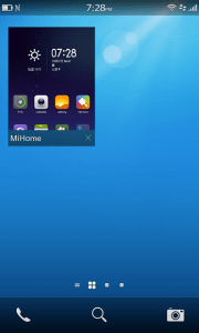 Blackberry Z10 Launcher