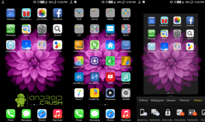 iPhone Launchers For Android