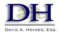 David Hoines Law