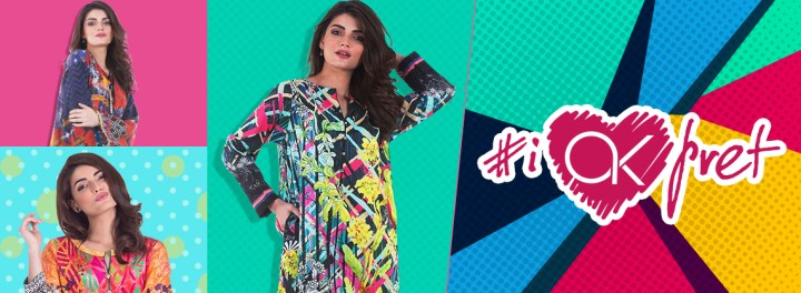 Latest Alkaram Lawn Collection 2018 With Price Catalogue