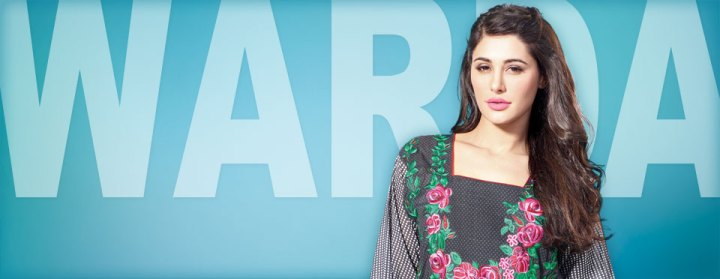 Latest Warda Lawn Collection 2018 With Price Catalogue