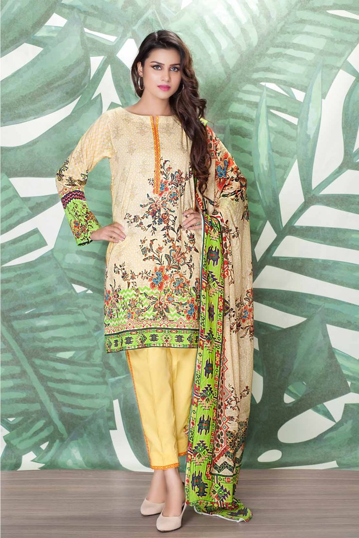 Latest So Kamal Summer Lawn Collection 2018