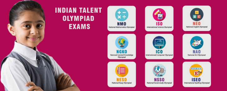 Indian Talent Olympiad And School Connect Online