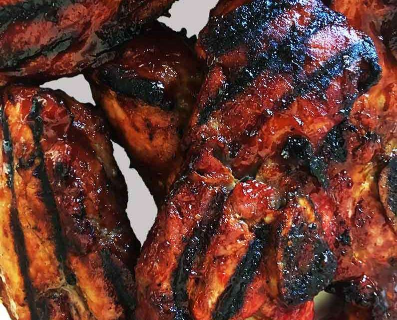 Dad's Best Barbecue Ribs
