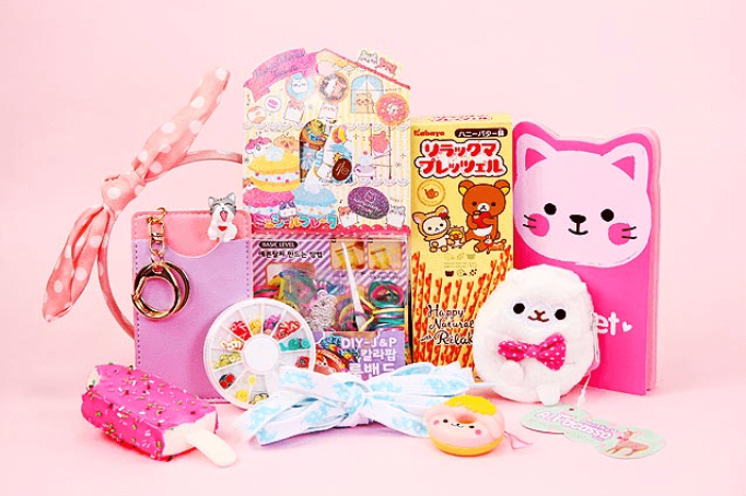 kawaii Box2