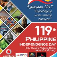 PIDC 2017 PRIMER: Philippine Independence Day Celebration in Doha, Qatar