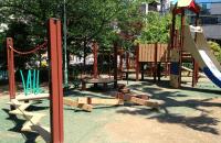 Kougai Park equipment, Baby and Kids Parks in Tokyo