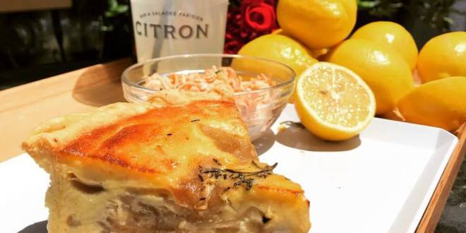 Citron, Aoyama - French Croissants, Quiche and Salads in Tokyo