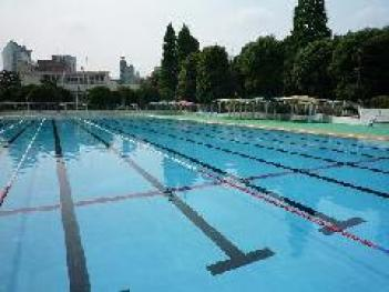 Meguro Citizens Center Gymnasium Pool, Tokyo Pools - Where To Swim Outside This Summer in Tokyo