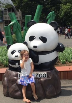 Ueno Zoo, Tokyo with kids Zoos and Aquariums