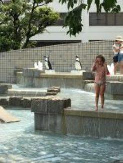 Futo Park 埠頭公園, Tokyo wading pools and splash ponds