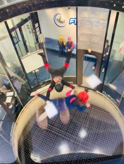 FlySation Japan (Saitama) - Indoor Skydiving for Kids ages 4+ and adults, Top Tokyo Area Adventure Sports and Activity Centers