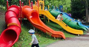 Shinagawa Children's Adventure park, Tokyo playgrounds