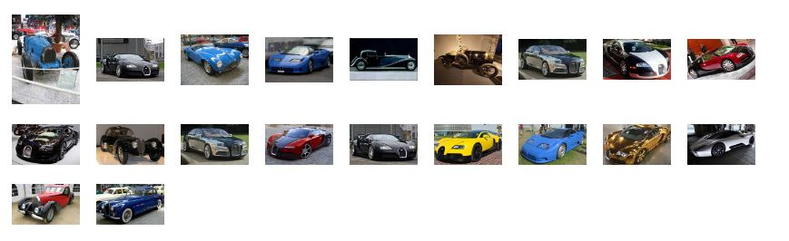 All Models of Bugatti - Locksmith Dubai