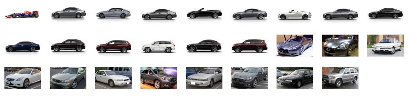 All Models of Infiniti - Locksmith Dubai