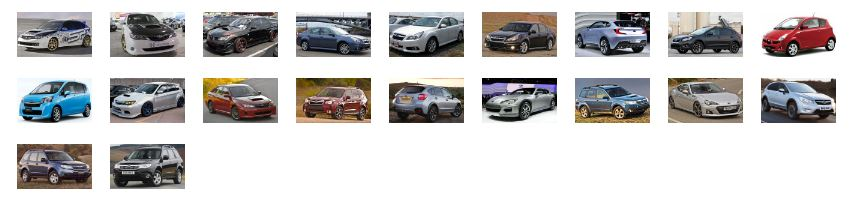 All Models of Subaru - Locksmith Dubai
