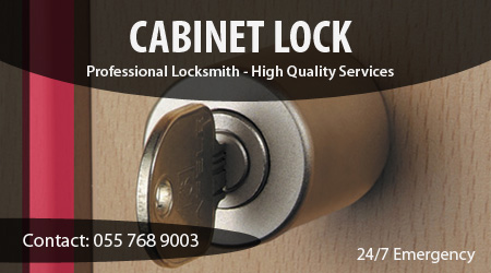 Locksmith for Cabinet Lock Installation, Replacement Cabinet Lock Dubai