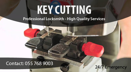 Locksmith for Key Cutting Duabi