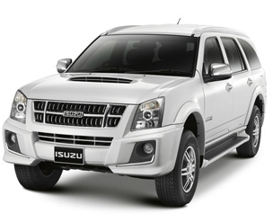 Isuzu Key Locksmith Dubai