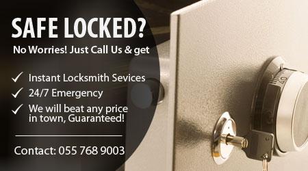 Safe Unlocking Dubai Locksmith