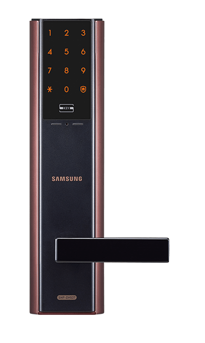 Bluetooth with Handle Type Lock from Samsung