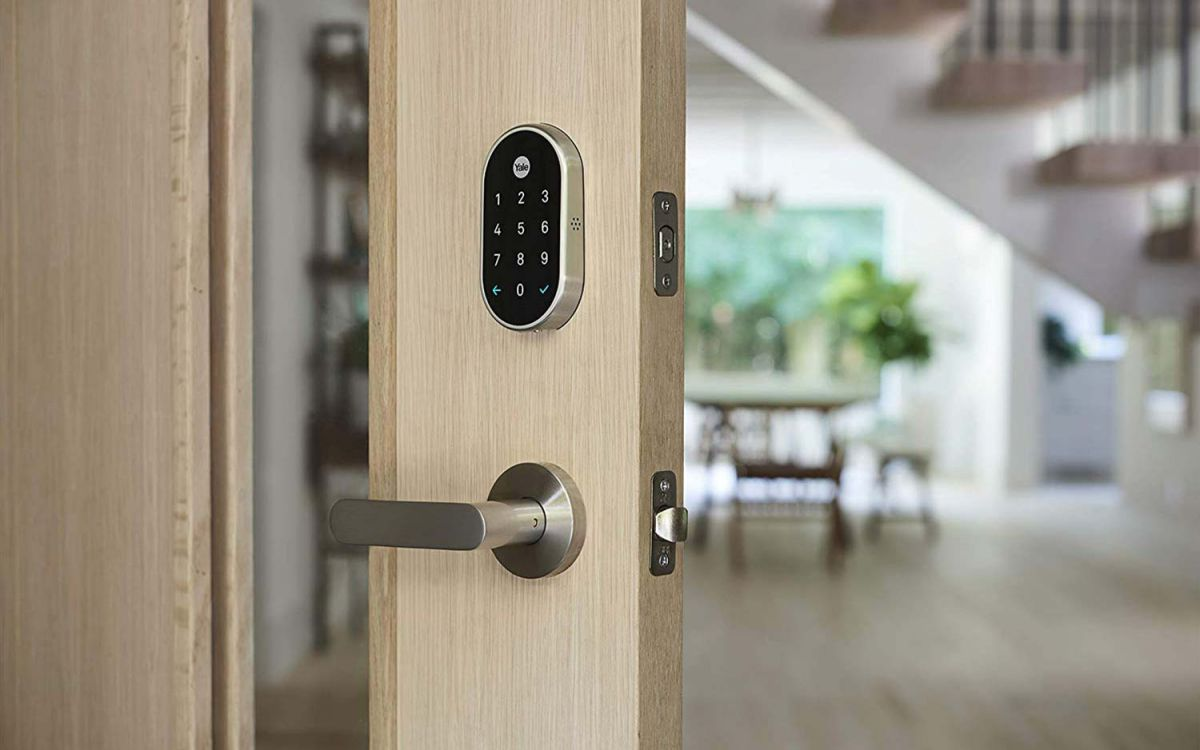 Nest X Yale Lock - Installation in Dubai