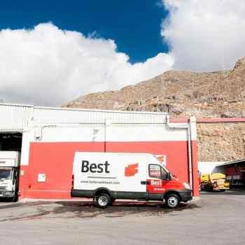 Procesos de logística en Tenerife