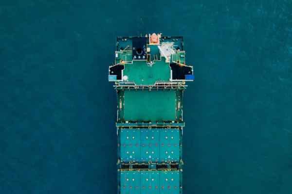 Empresa de transporte marítimo