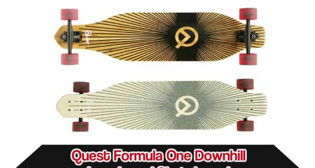 Quest Formula One Downhill Longboard Skateboard Review