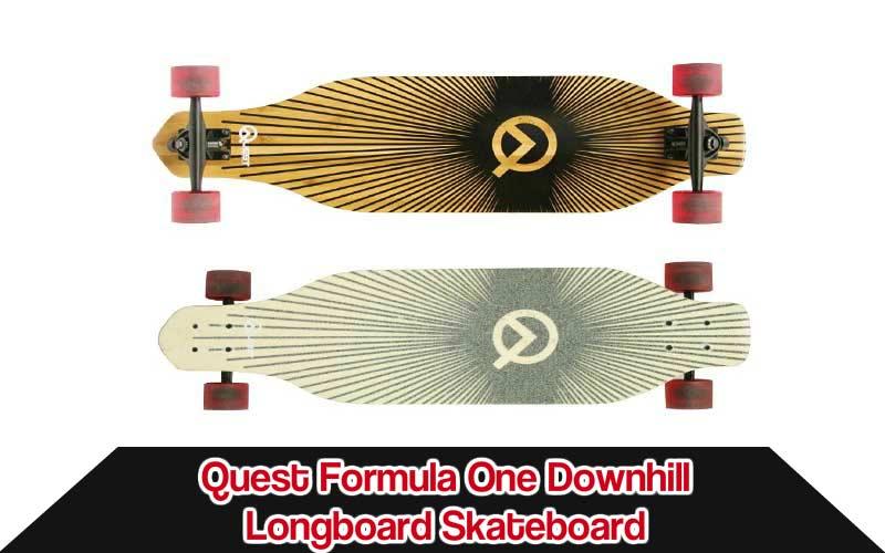 Quest Formula One Downhill Longboard Skateboard Review