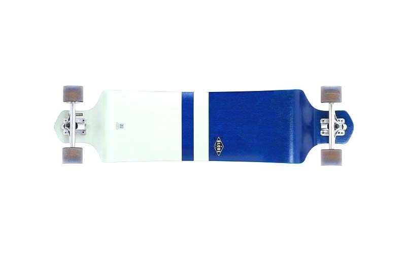GLOBE HG Geminon Drop Down Longboard Blue Diamond Review
