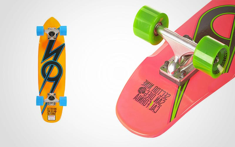 Sector 9 83 Complete Skateboard Review