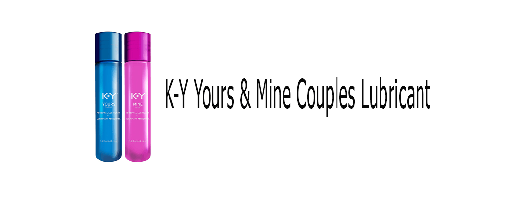 His Lubricant And Hers Ky