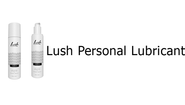 Lush Personal Lubricant Review